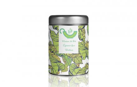 Bergamote Création d'un packaging