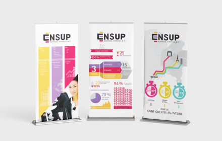 ENSUP Création de roll-up