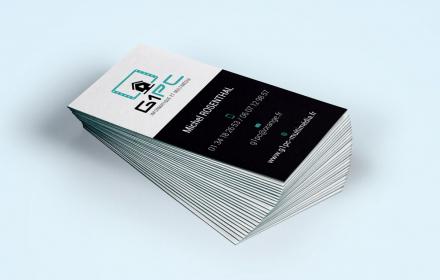 G1PC Création de la carte de visite