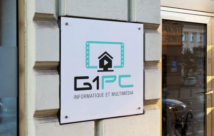 G1PC Création du logo