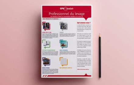GPH Levalair Création de fiches