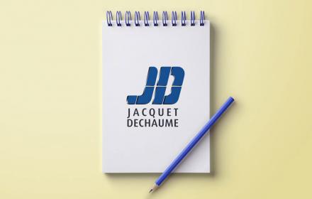 Jacquet Dechaume Création du logo
