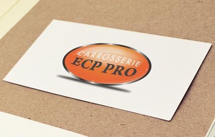 ECP Pro Création du logo