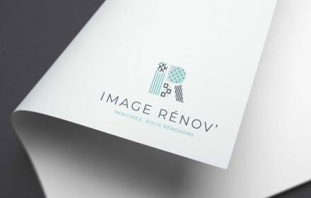 Image Renov Création du logo